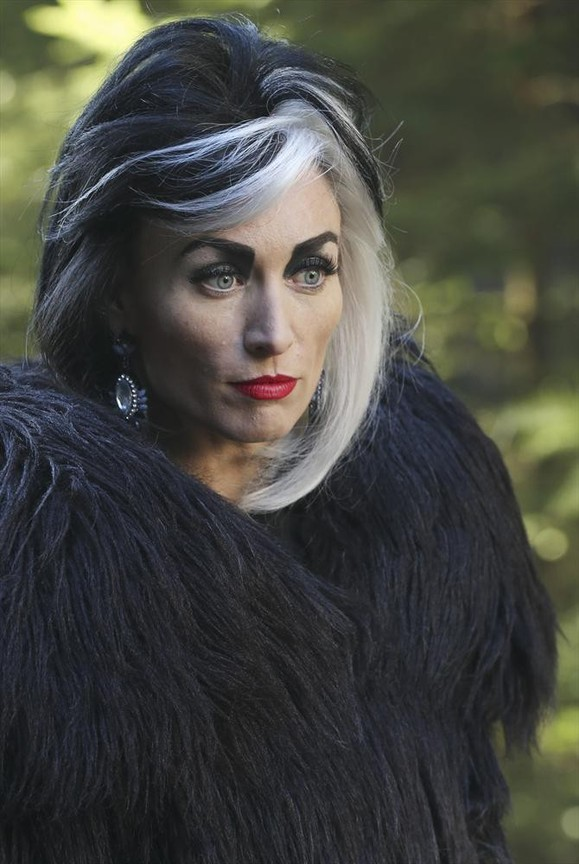 Once Upon A Time - Season 4 Episode 13: Darkness on the Edge of Town