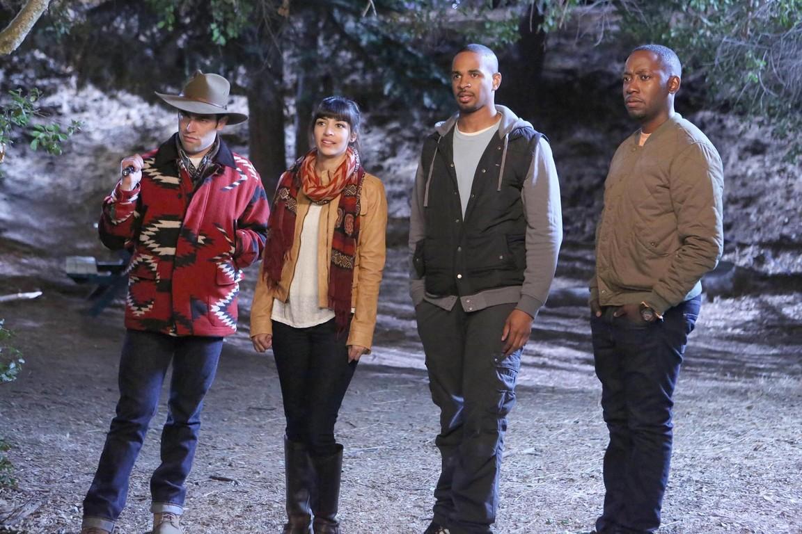 New Girl - Season 3 Episode 10: Thanksgiving III