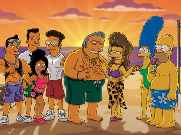 The Simpsons - Season 22 Episode 19: The Real Housewives of Fat Tony
