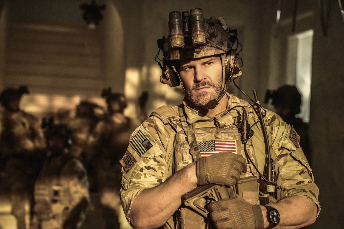 SEAL Team - Season 1 Episode 10: Pattern of Life