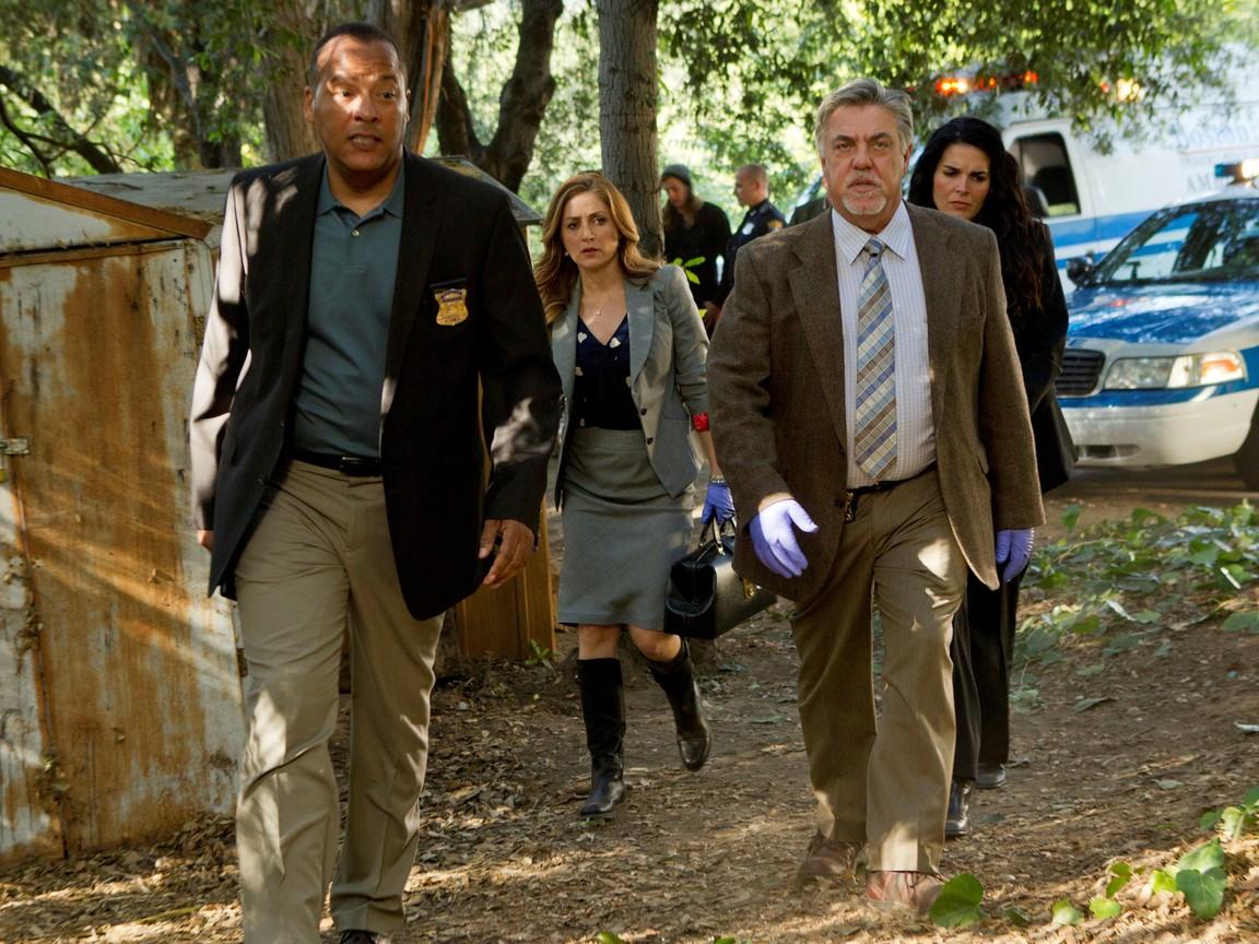 Rizzoli and Isles - Season 2