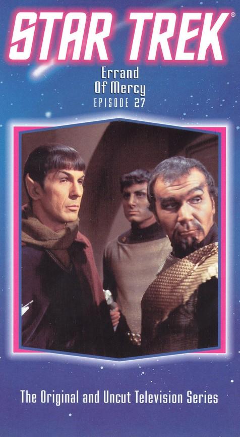 Star Trek: The Original Series - Season 1 Episode 26: Errand Of Mercy