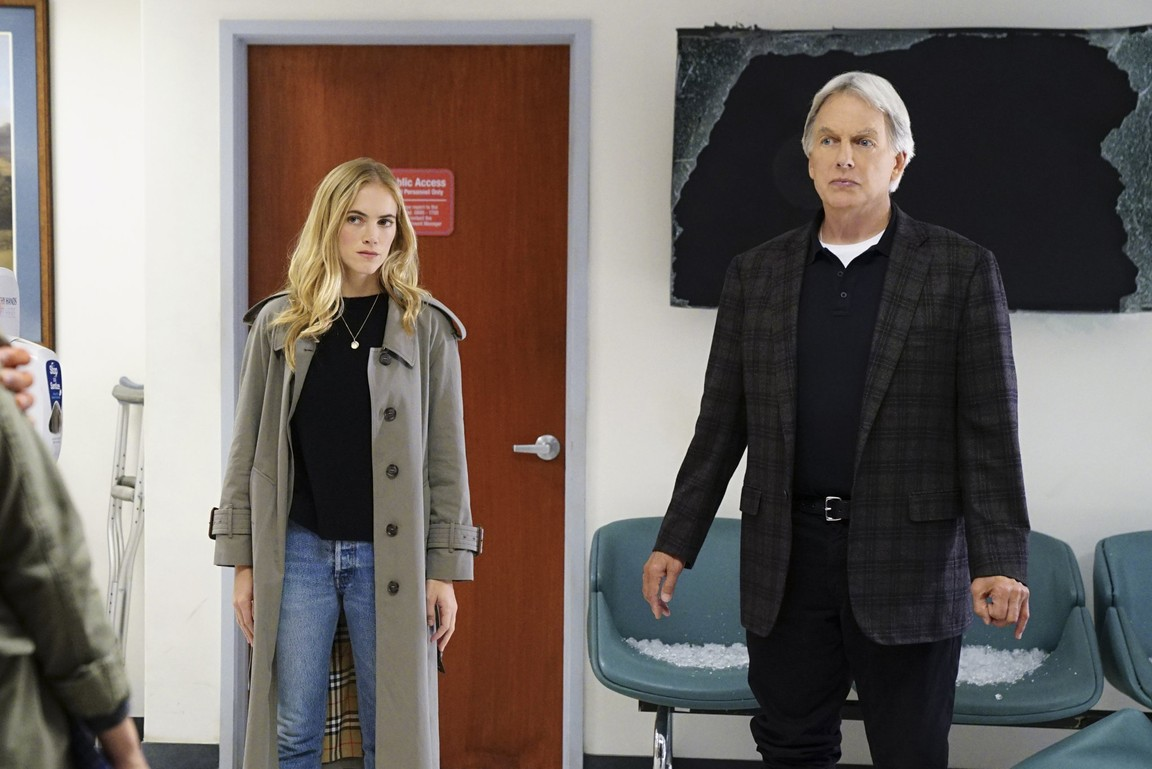 NCIS - Season 15 Episode 09: Ready or Not