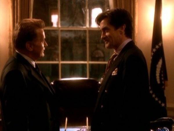 The West Wing - Season 1 Episode 11: Lord John Marbury