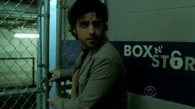Numb3rs - Season 5 Episode 21: Disturbed
