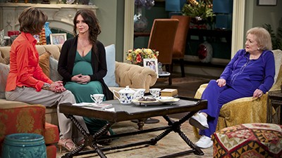 Hot in Cleveland - Season 5 Episode 05: Elka Takes a Lover