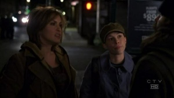Law & Order: Special Victims Unit - Season 8 Episode 01: Informed