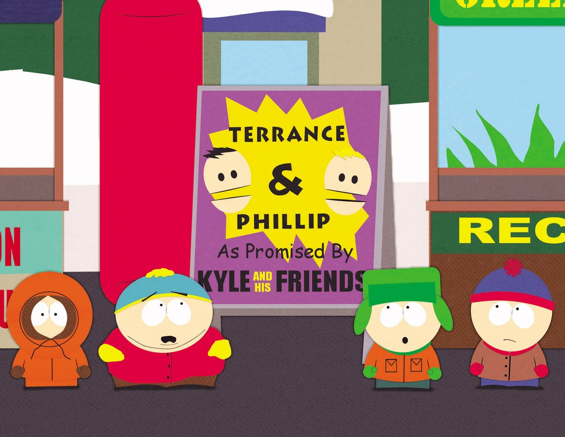 South Park - Season 5 Episode 05: Terrance & Phillip- Behind the Blow