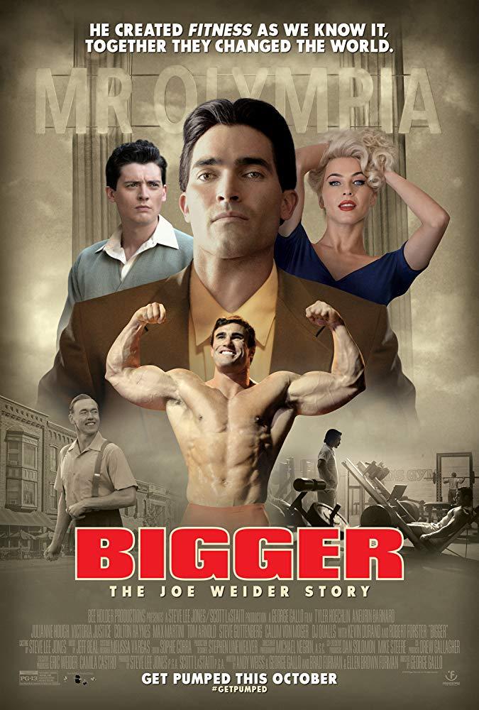 Bigger(2018)