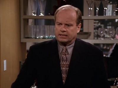 Frasier - Season 5 Episode 15: Room Service