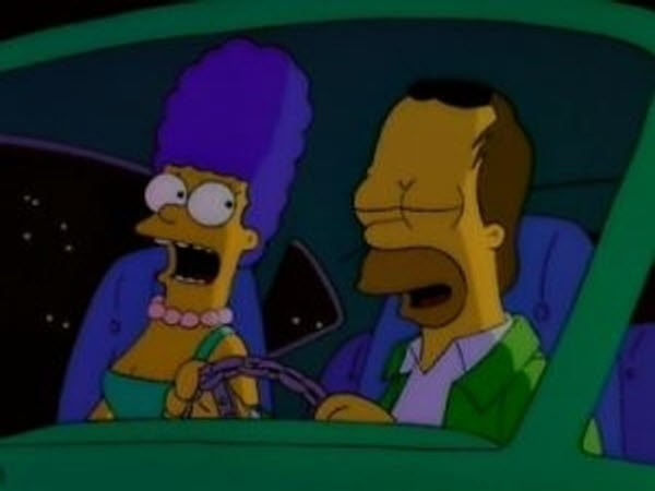 The Simpsons - Season 3 Episode 12: I Married Marge