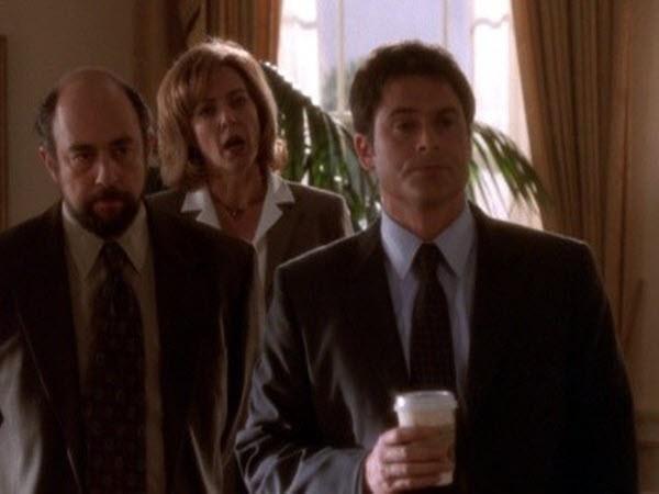 The West Wing - Season 1 Episode 21: Lies, Damn Lies and Statistics