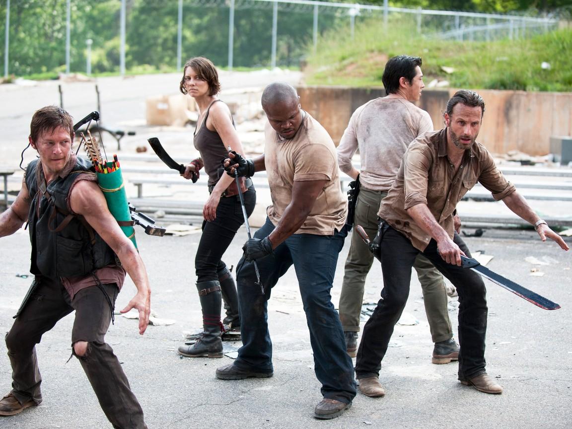The Walking Dead - Season 3 Episode 01: Seed
