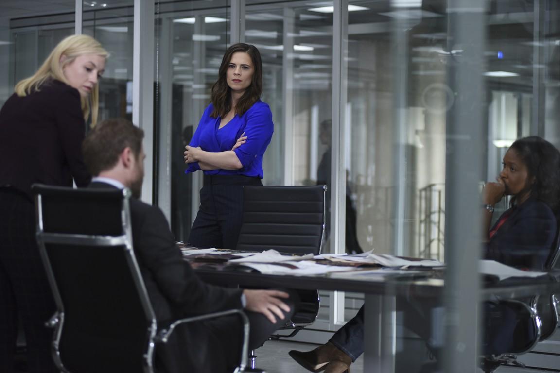 Conviction - Season 1 Episode 02: Bridge and Tunnel Vision
