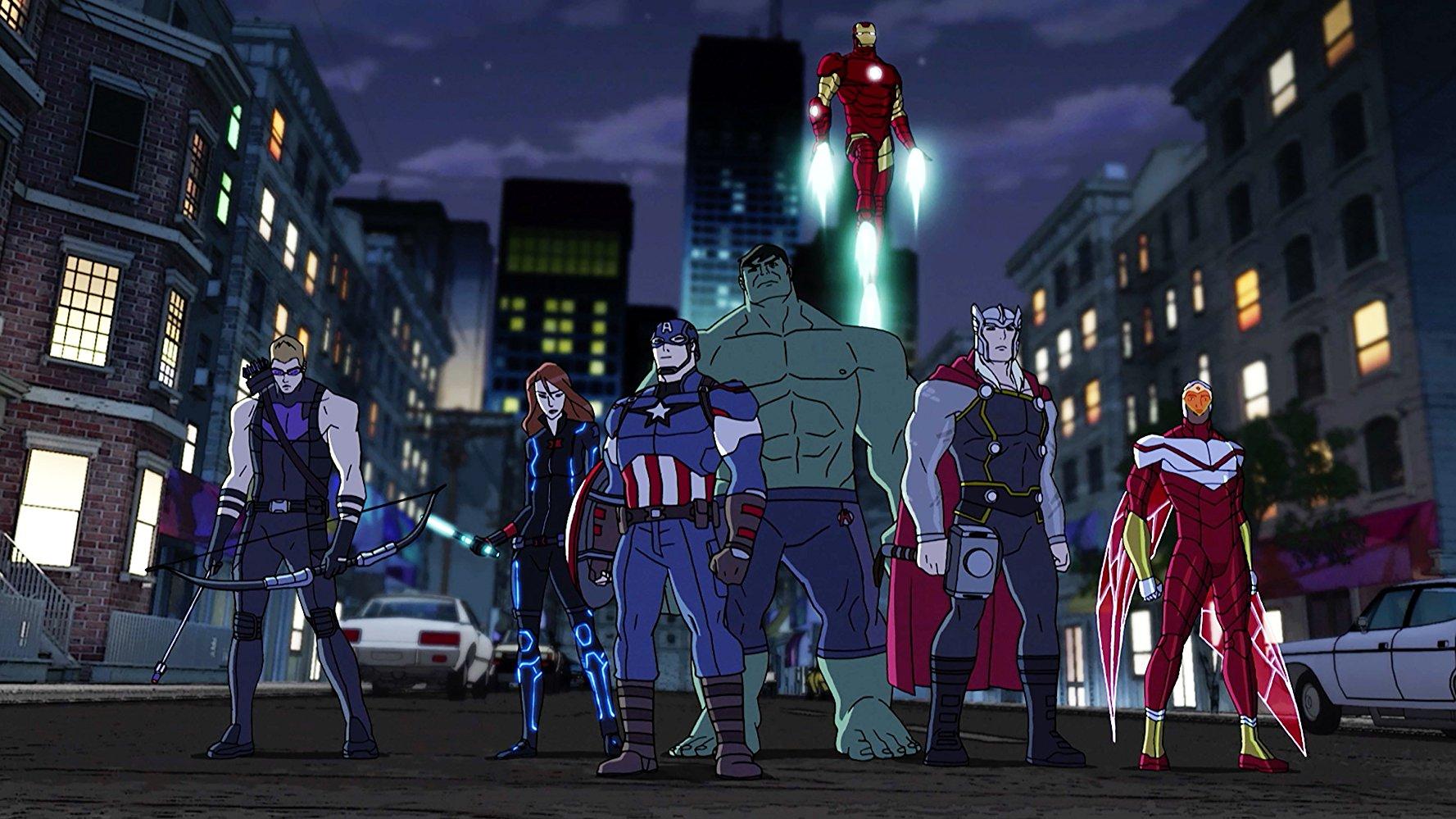 Avengers Assemble - Season 4
