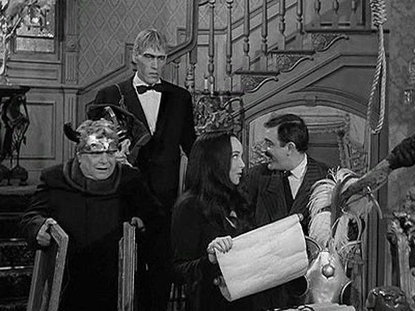 The Addams Family - Season 1 Episode 05: The Addams Family Tree