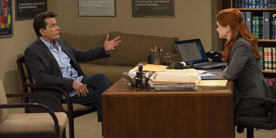 Anger Management - Season 2 Episode 09: Charlie Is An Expert Witness