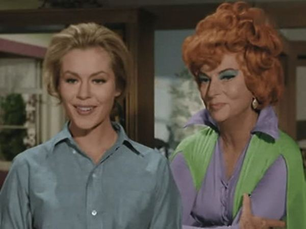 Bewitched - Season 1 Episode 17: A Is for Aardvark