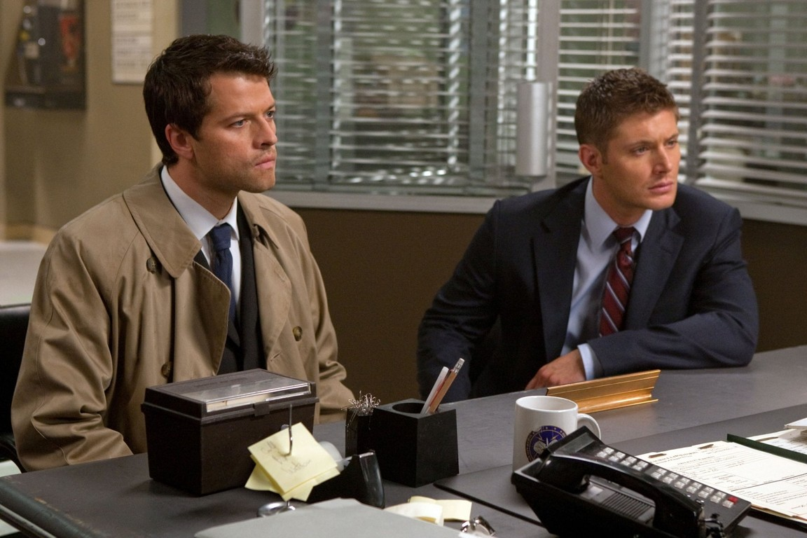 Supernatural - Season 5 Episode 03: Free to Be You and Me