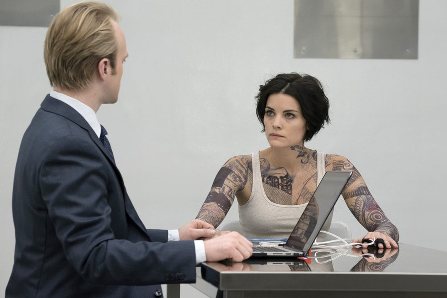 Blindspot - Season 1 Episode 01: Pilot
