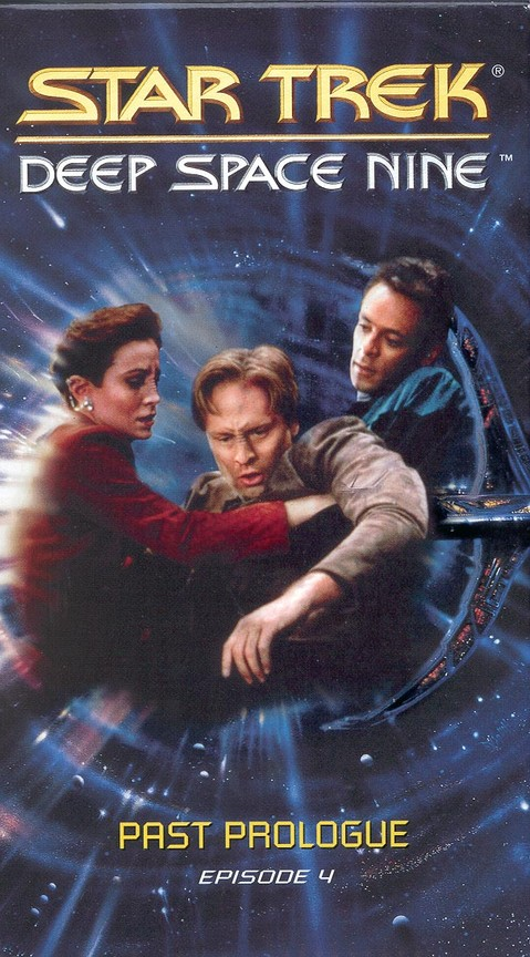 Star Trek: Deep Space Nine - Season 1 Episode 3: Past Prologue