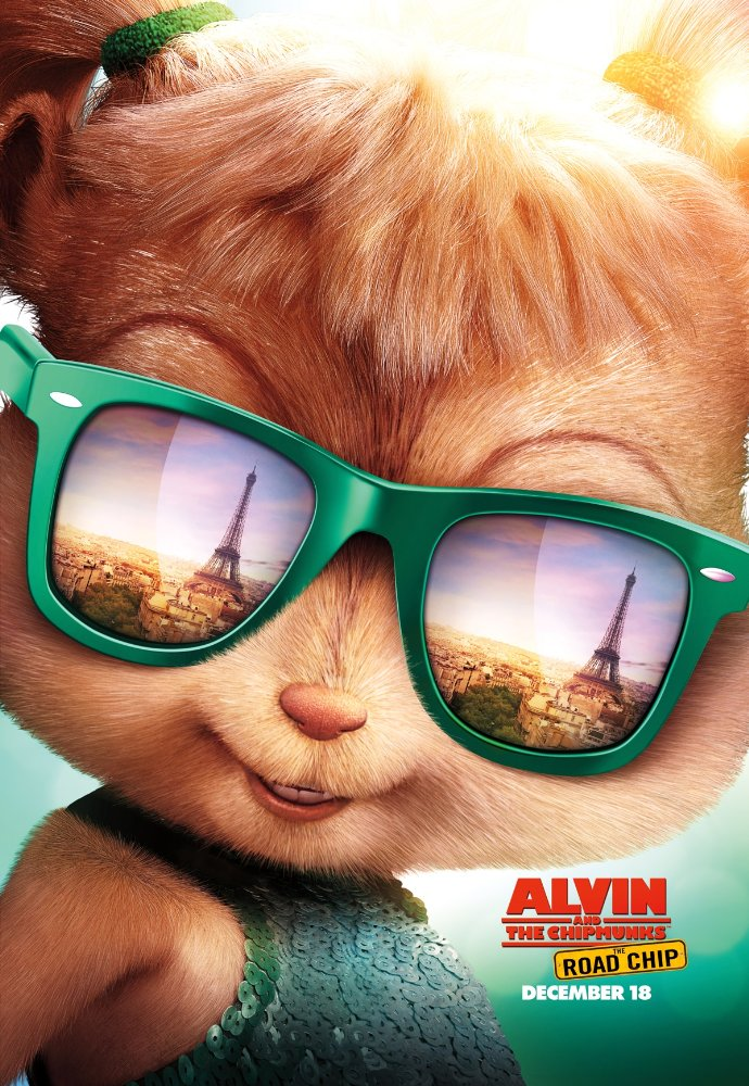 Alvin and the Chipmunks The Road Chip