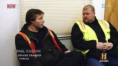 Ice Road Truckers - Season 6 Episode 02: Sink or Swim