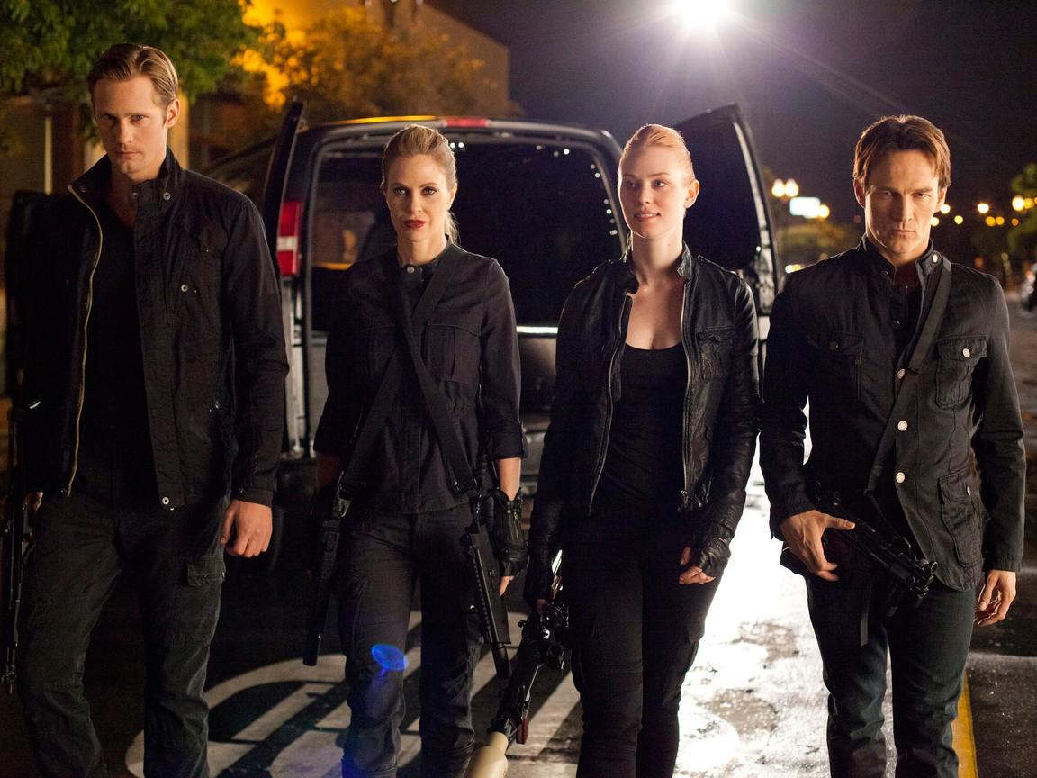 True Blood - Season 4 Episode 10: Burning Down the House