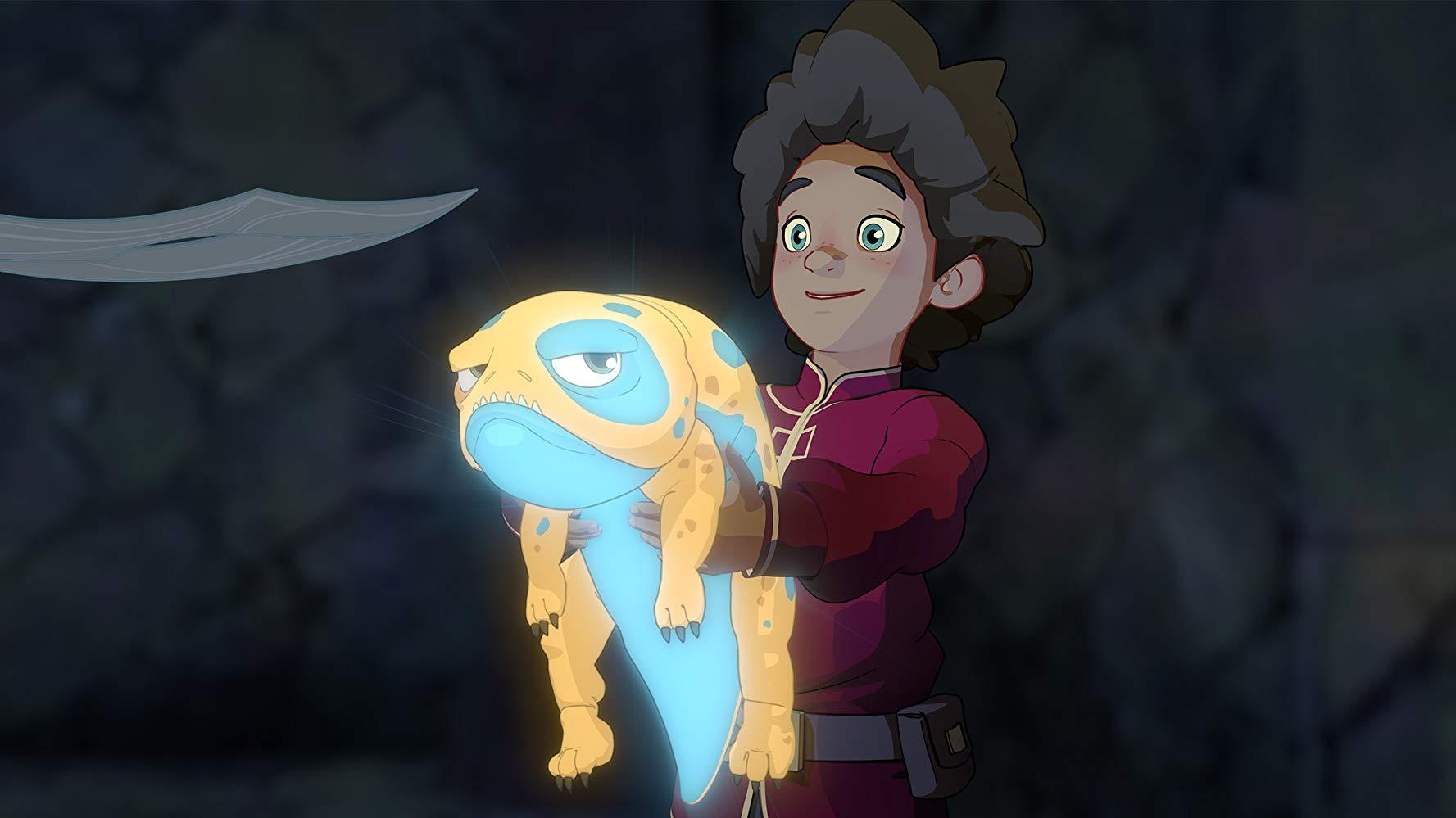 The Dragon Prince - Season 1