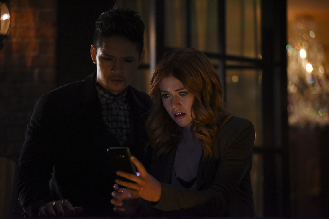 Shadowhunters - Season 2 Episode 10: By the Light of Dawn
