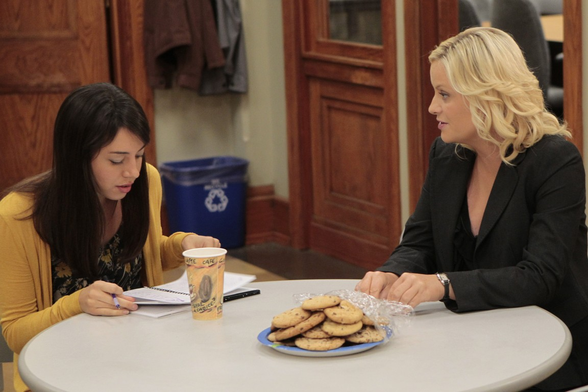 Parks and Recreation - Season 3 Episode 06: Indianapolis