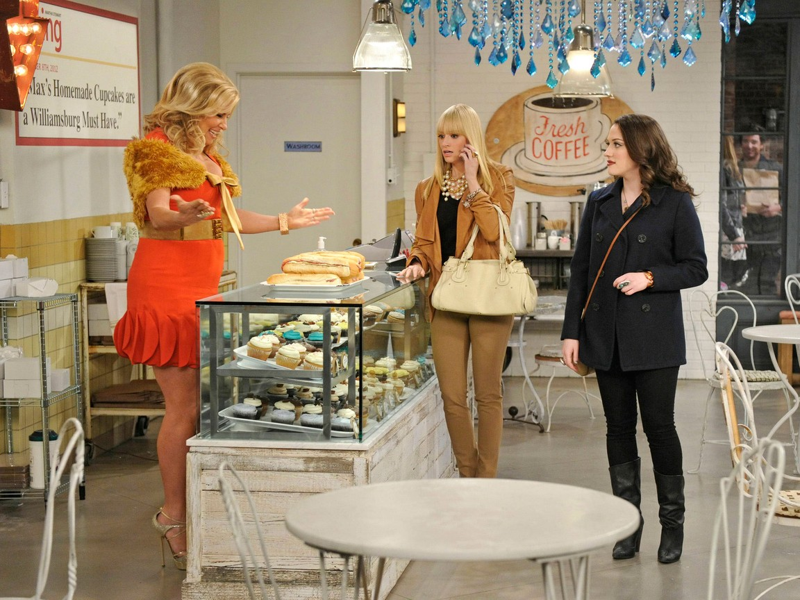 2 Broke Girls - Season 2 Episode 11: And the Silent Partner