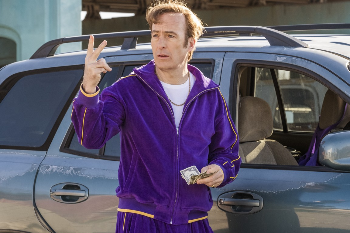 Better Call Saul - Season 4 Episode 07: Something Stupid