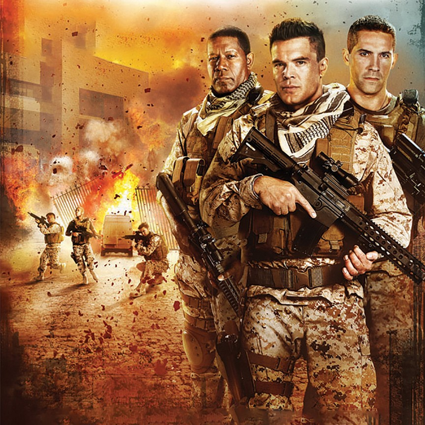 Jarhead 3 The Siege