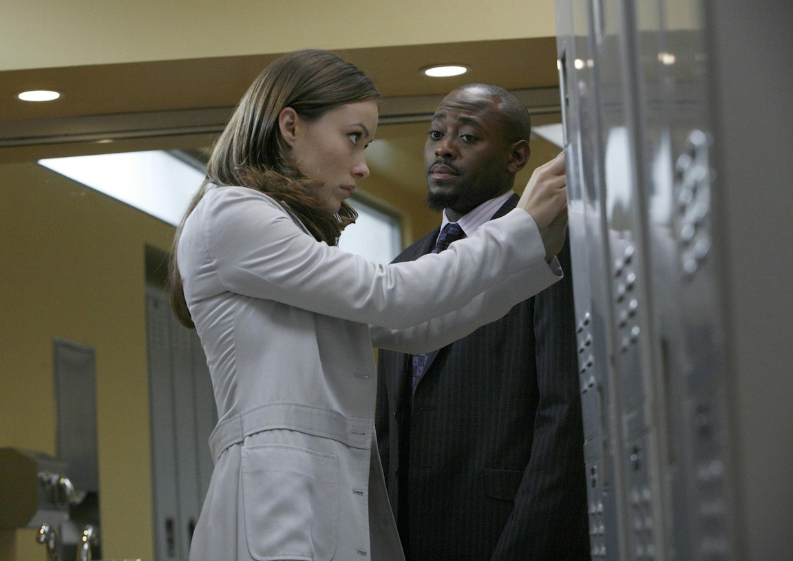 House M.D. - Season 5 Episode 14: The Greater Good