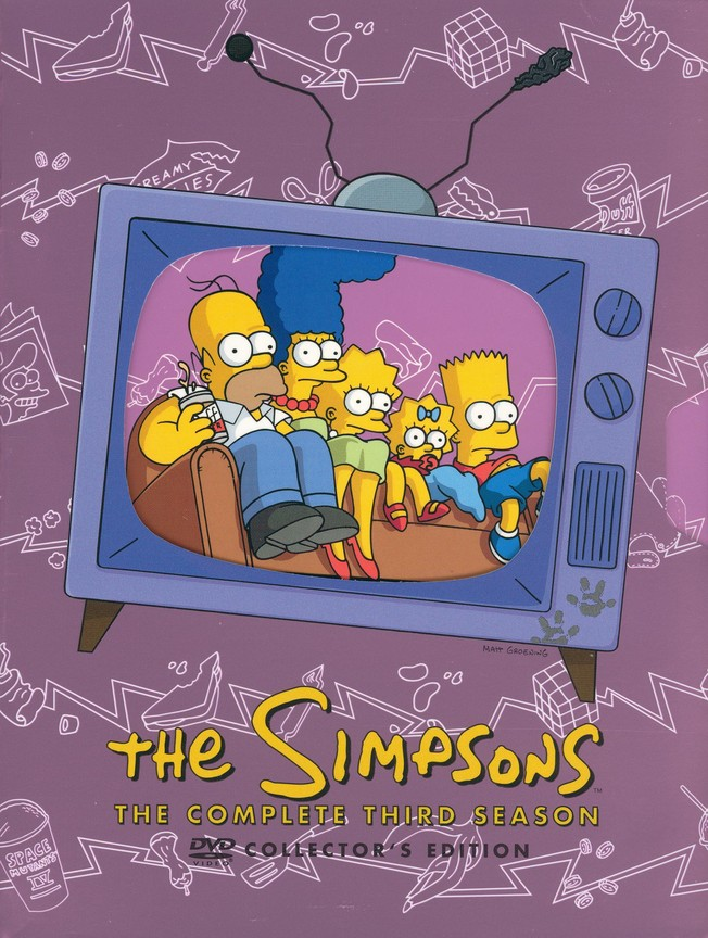 The Simpsons - Season 3 Episode 24: Brother, Can You Spare Two Dimes?