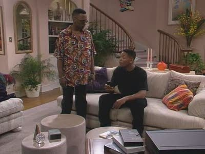 The Fresh Prince of Bel-Air - Season 3 Episode 07: Here Comes the Judge
