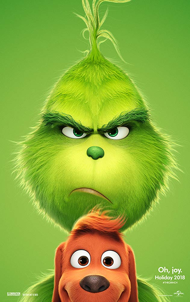 Dr. Seuss' The Grinch (The Grinch)