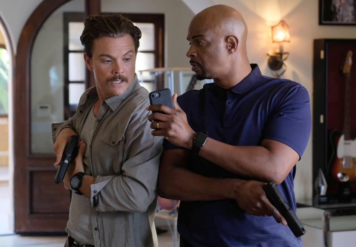 Lethal Weapon- Season 2 Episode 03: Born to Run