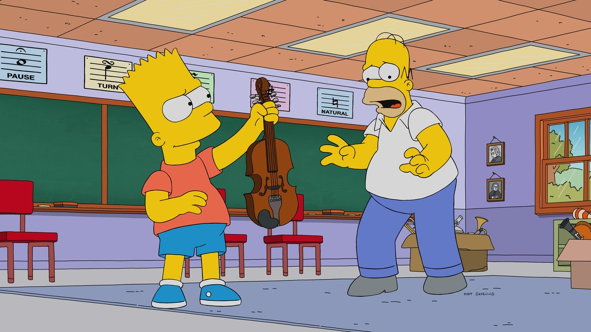 The Simpsons - Season 29 Episode 16: King Leer