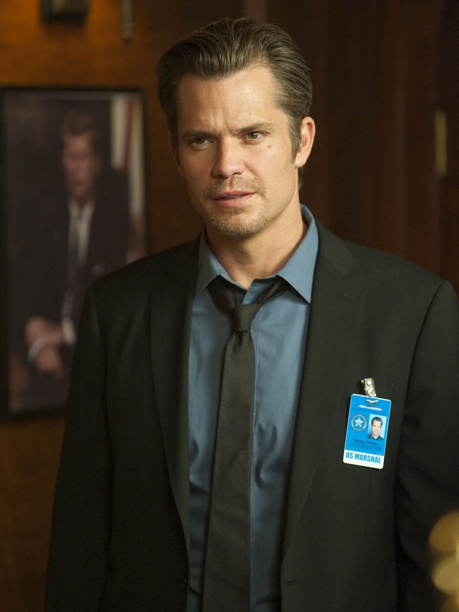 Justified - Season 2 Episode 7: Save My Love