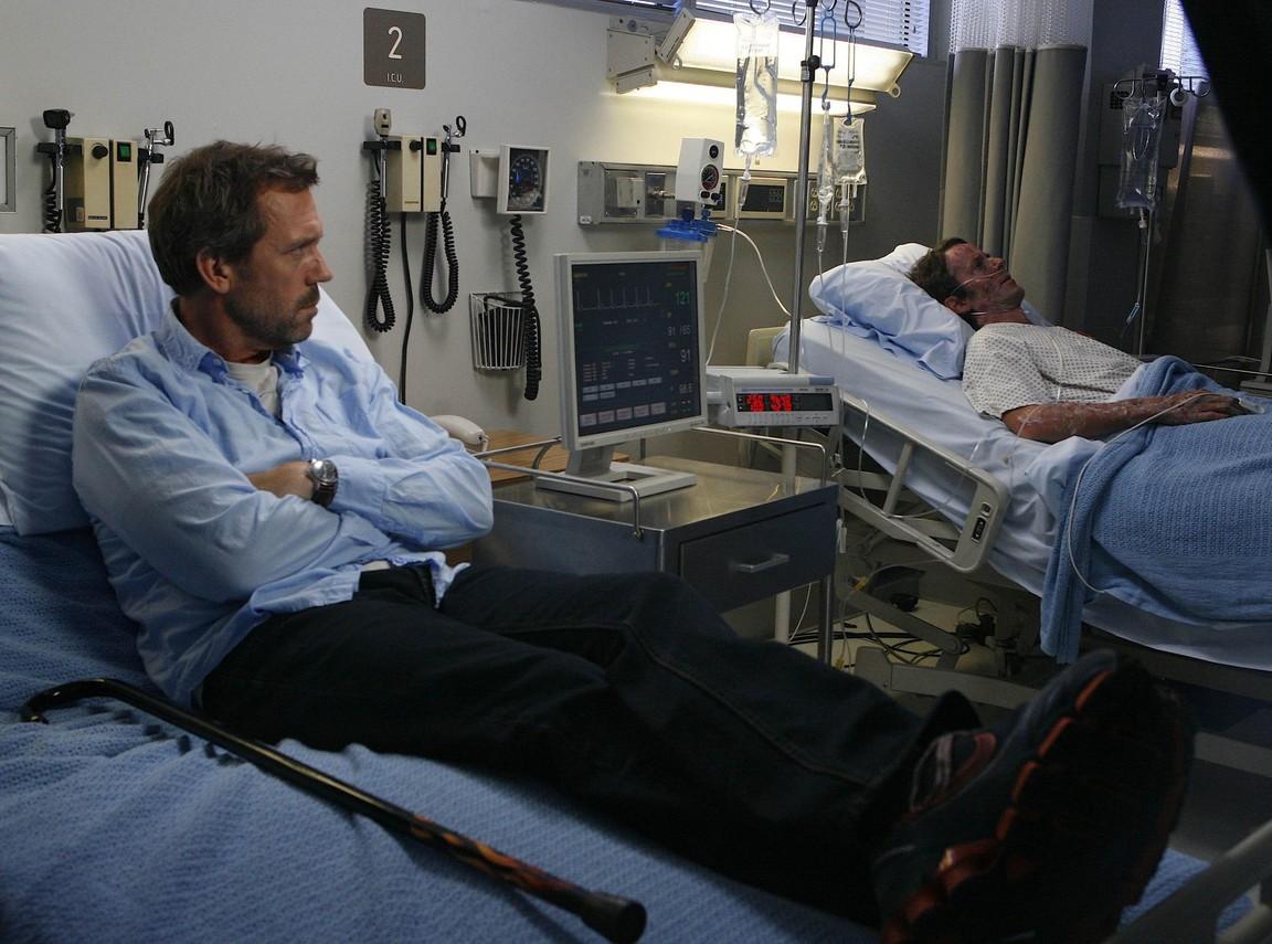 House M.D. - Season 4 Episode 06: Whatever It Takes