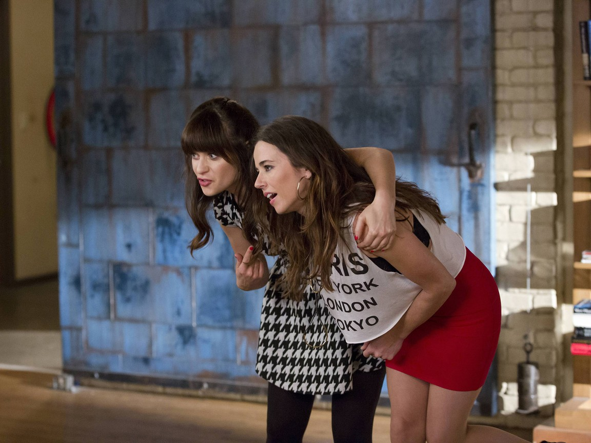 New Girl - Season 3 Episode 16: Sister