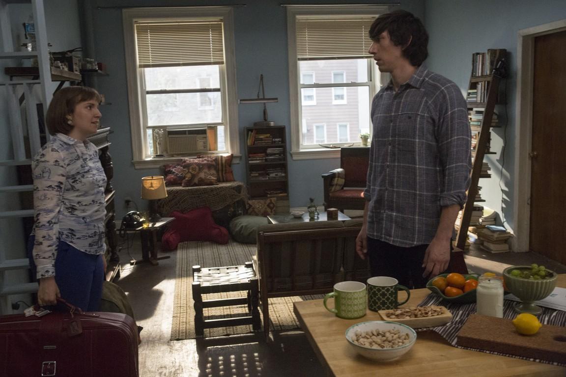Girls - Season 4 Episode 05: Sit-In