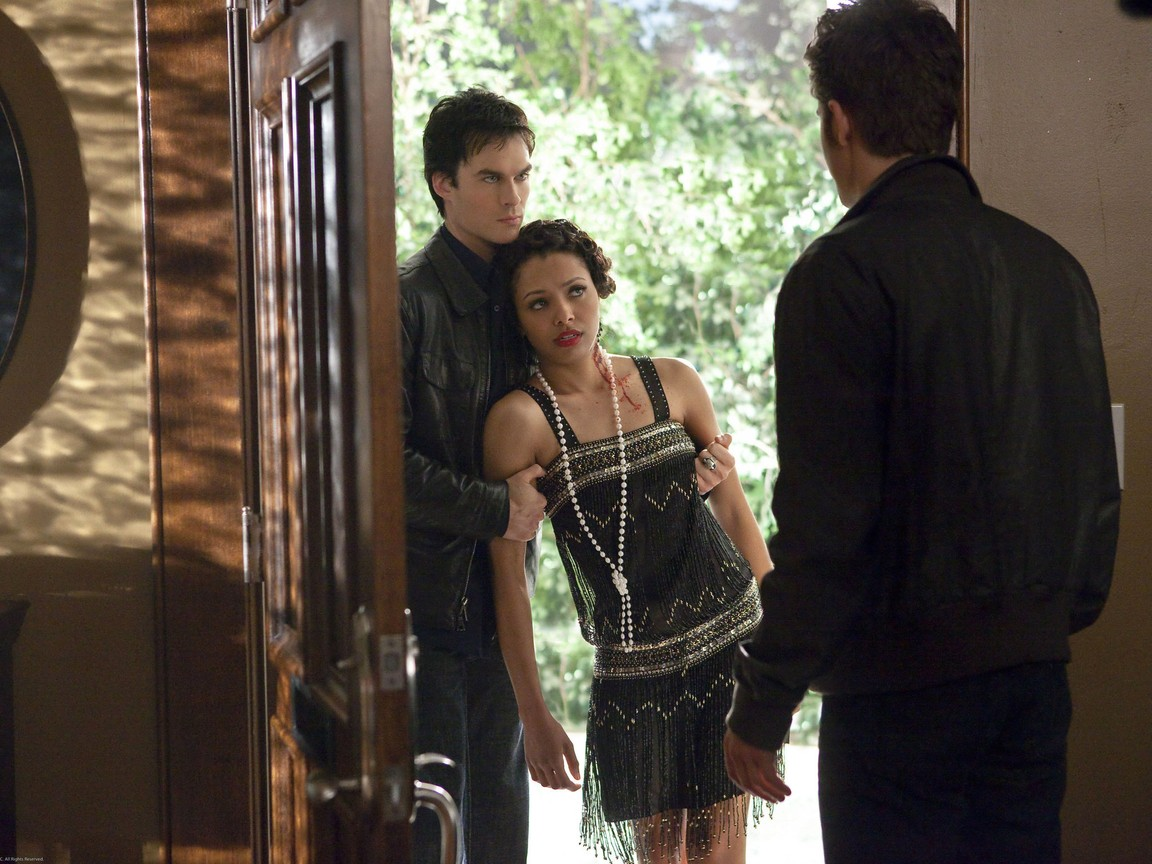 The Vampire Diaries - Season 3 Episode 21: Before Sunset