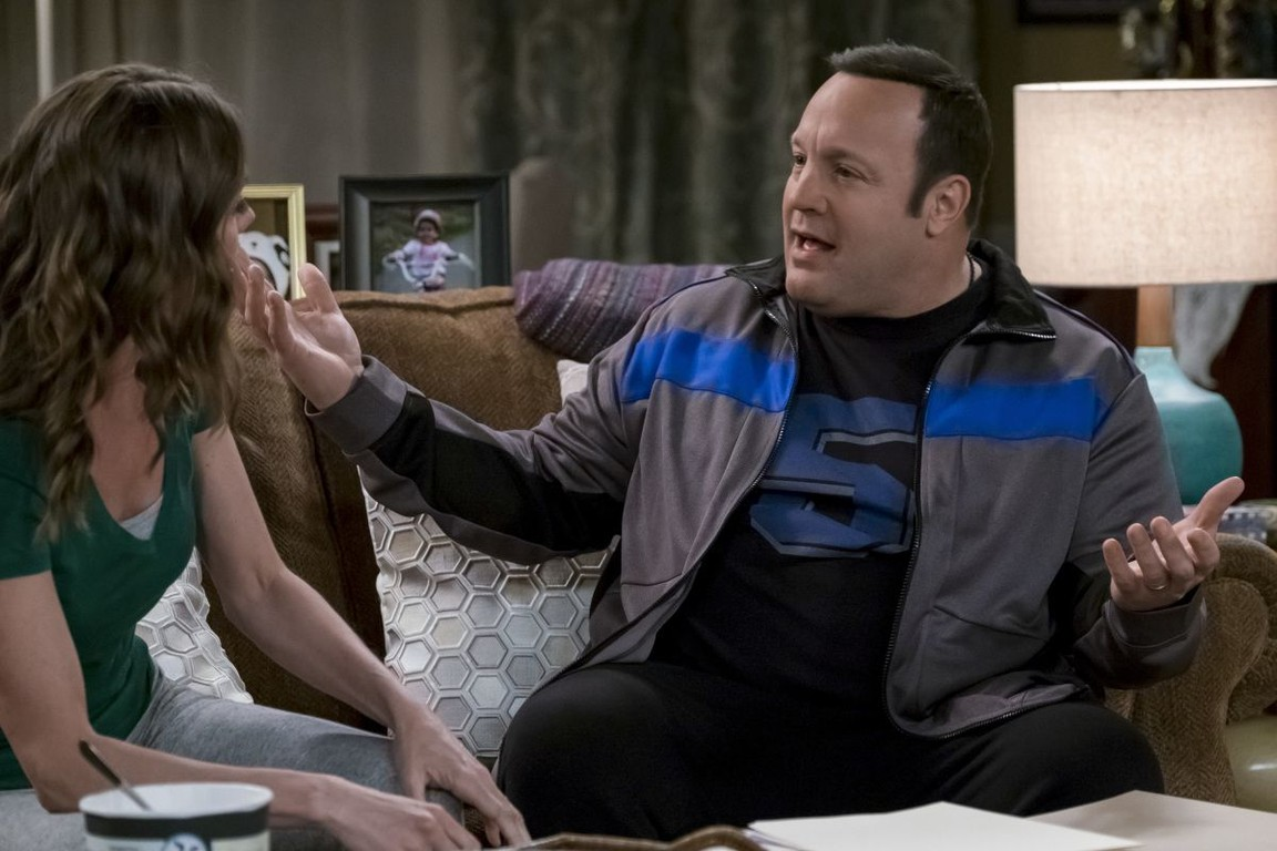 Kevin Can Wait - Season 1 Episode 22:  Quiet Diet