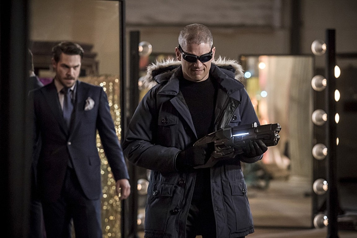 The Flash - Season 3 Episode 04: The New Rogues