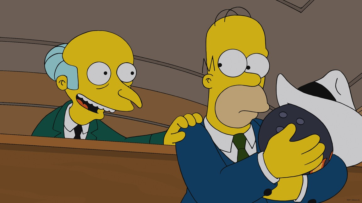 The Simpsons - Season 25 Episode 03: Four Regrettings And A Funeral