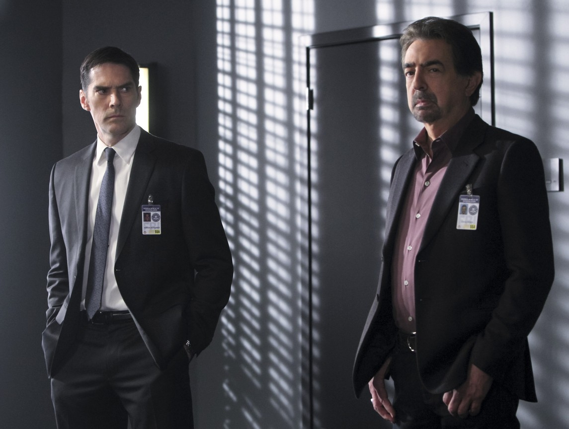 Criminal Minds - Season 8 Episode 14: All That Remains