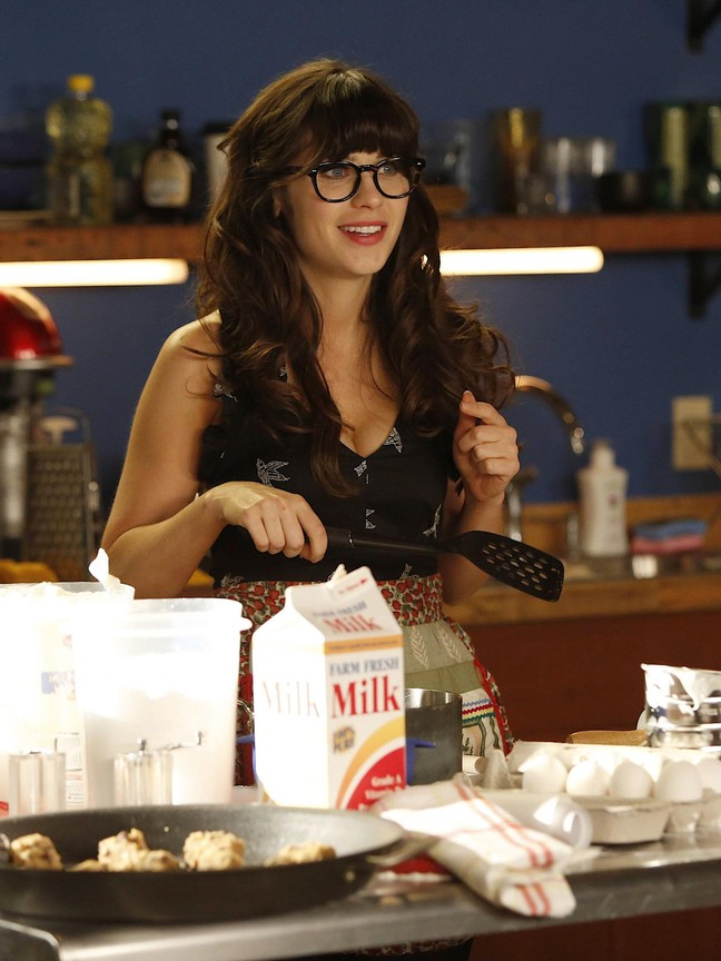New Girl - Season 2 Episode 2: Katie